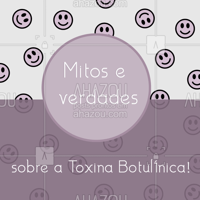 Vamos quebrar alguns mitos e verdades sobre a Toxina Botulínica, o famoso Botox? ?? #estetica #esteticafacial #botox #ahazou #braziliangal #dicas⠀ ⠀ ?Os efeitos do Botox são imediatos? ❌ MITO⠀ Somente depois de uma semana é que os efeitos serão notados de forma mais completa. A aplicação é válida por aproximadamente 4 a 6 meses, variando conforme a resposta individual de cada pessoa, da técnica de aplicação e da dosagem.⠀ ⠀ ?Botox pode ser utilizado para aumentar os lábios? ❌ MITO⠀ A Toxina Botulínica serve para relaxar a musculatura onde é injetada, tratando as rugas de expressão, como as que se formam ao redor da boca. O tratamento indicado para aumento de volume dos lábios é o preenchimento labial que, além do volume, também pode ser utilizado para a redefinição de contorno.⠀ ⠀ ?Botox não é indicado apenas para corrigir rugas? ❗VERDADE⠀ O Botox também é indicado para correção de estrabismo, espasmo, distonia (contrações musculares involuntárias), espasticidade (distúrbio motor) e hiperidrose palmar e axilar (suor excessivo).⠀ Gostou? Marque alguém que precisa conhecer os mitos e verdades do botox!