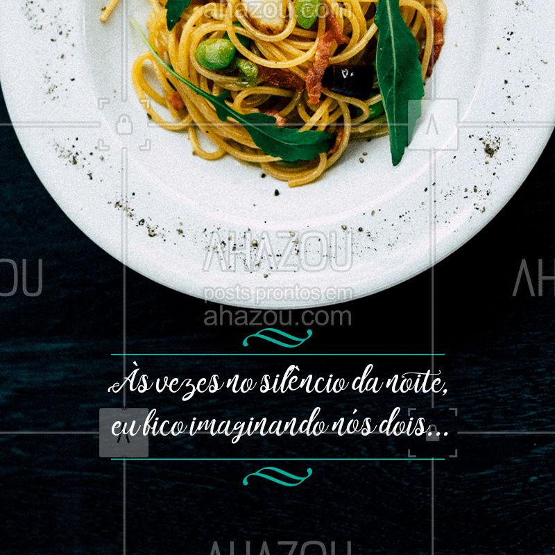 17 de Outubro é o  Dia da MPB! Para comemorar esse dia, fizemos uma homenagem especial para nosso maior amor: as massas. Quem se identifica? ? #comidaitaliana #Massas #ahazoutaste #diadampb