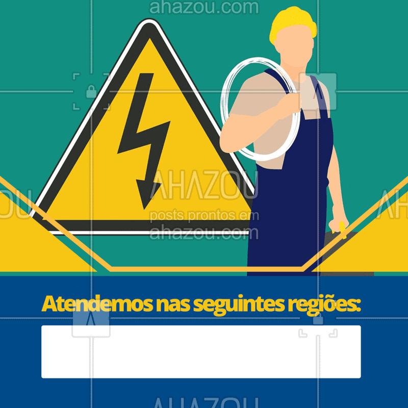 Entre em contato pelo telefone ou Whatsapp para fazer seu orçamento.  #eletricista  #eletrica  #ahazou  #casa  #servicos