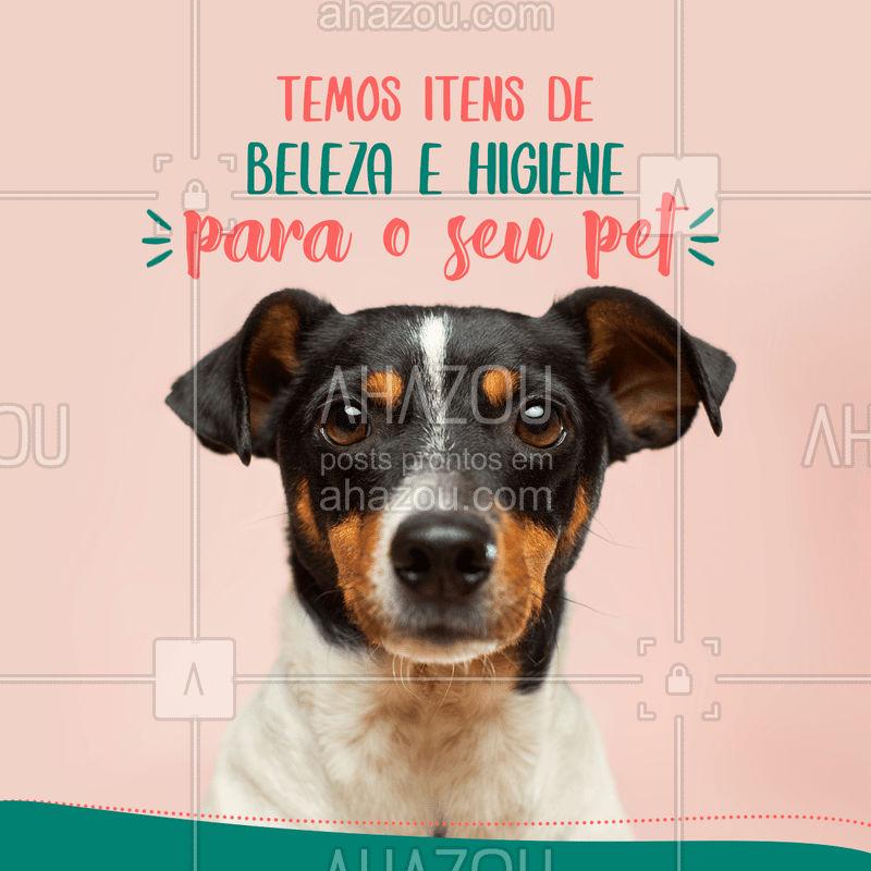 Tá precisando de alguma coisa para o seu bichinho? Nós temos várias opções de produtos de beleza e higiene: ✅ banheiro ✅ fraldas ✅ tapete higiênico ✅ shampoo para cachorro ✅ máquina de tosa ✅ pentes ✅ entre outros utensílios. Venha conferir! #pet #petlover #ahazoupet #petshop #beleza #higiene #petfriendly #cuidadoscomseupet #caes #gatos