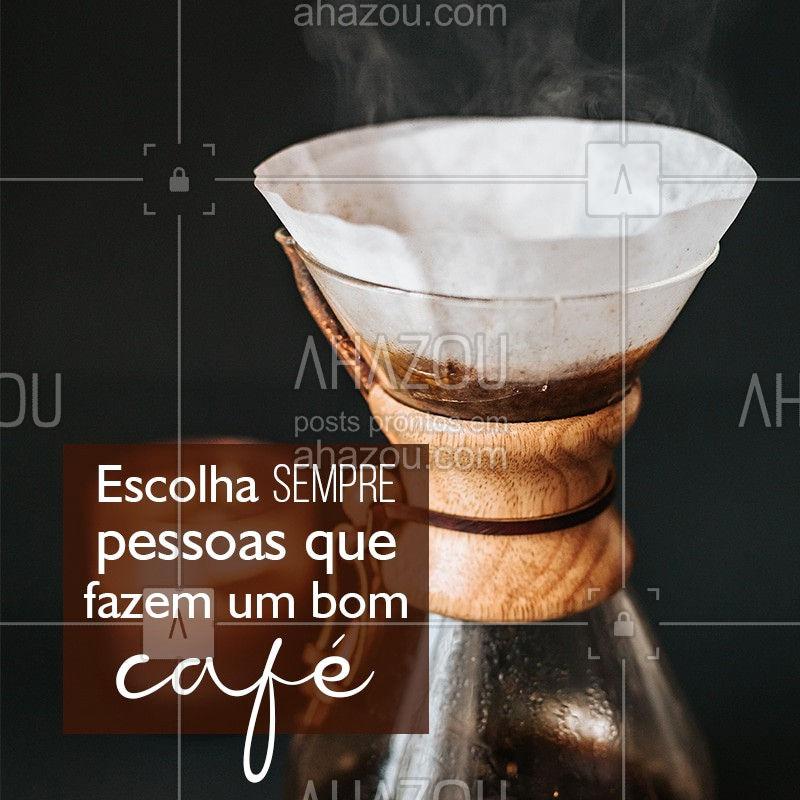 E modéstia a parte, o nosso café é bom hein! ? #café #cafeteria #ahazoutaste #frasescafé #bandbeauty