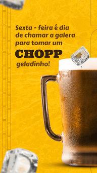 Hoje é dia de convidar a galera, pedir aquela rodada de chopp gelado e curtir muito. 🍺 #ahazoutaste #bar #mixology #pub #cocktails #drinks #lounge #chopp