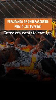 Quem disse que você ou um de seus convidados precisam ficar na churrasqueira? Contrate um churrasqueiro profissional! ?? #ahazoutaste #churrasco #açougue #barbecue #churrascoterapia