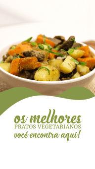 Temos uma grande variedade de pratos vegetarianos, venha experimentar e saborear nossas delícias!?#vegetariano #food#ahazoutaste #saudavel #vegetarianismo #comidavegetariana #comidadeverdade #comerbem #ahazoutaste