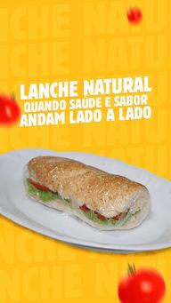 Escolha o seu recheio favorito e peça seu lanche natural! 🤩 #lanchenatural #ahazoutaste #foodlovers  #instafood  #ilovefood  #fit