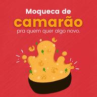 A moqueca é uma delícia, e com camarão ele fica melhor ainda. Prove essa delícia hoje mesmo. #ahazoutaste #moqueca #camarão #frutosdomar