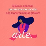 Pensando em trazer a confiança de quem teve que passar pelo câncer de mama de volta, também usamos nosso ofício para transformar a vida de mulheres que tiveram que passar pela mastectomia. 🌺 Conhece alguém que precisa ressignificar e transformar a luta em arte? Conheça nossos trabalhos:  (inserir contato) 📲  #OutubroRosa #AhazouInk #Tatuagem #Tattoo #TatuagemposMastectomia #Mastectomia #CâncerdeMama