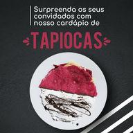 Se você também ama tapioca vai adorar essa opção de refeição para o seu evento especial, vem dar uma olhada nos sabores que oferecemos e escolher os seus favoritos 😉 #ahazoutaste #eventos #festas #tapioca #buffet #convidados #convite #lanches