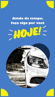 Já pensou em parar de se doar tanto e pensar um pouco em você? Não é egoísmo, é autocuidado! Crie o hábito de fazer algo por você! - Bem-vindo, Novembro. #AhazouAuto  #automotivos  #esteticaelavajato  #higienizacaoautomotiva  #servicoautomotivo  #carros