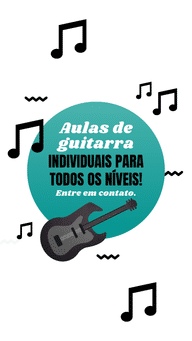 Se você quer aprender a tocar  guitarra de maneira individual, entre em contato para montarmos sua aula personalizada! De acordo com o seu nível de aprendizado. #AhazouEdu #guitarra  #aulademusica #instrumentos #aprendamúsica #música