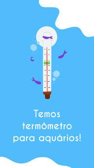 Não se preocupe mais com a temperatura da água do seu aquário! Nossos excelentes termômetros fazem isso por você! #AhazouPet #delivery  #instapet  #petshop  #petshoponline