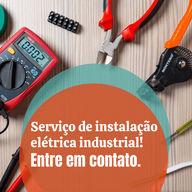 Você encontrou a melhor equipe para instalação elétrica industrial. Serviço efetuado com qualidade e segurança. Você pode confiar! Entre em contato e solicite um orçamento. #AhazouServiços #instalacao #eletricaindustrial  #eletricista  #eletricidade  #eletrica  #serviços