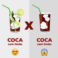 E aí, quem ganha? #cocacola #ahazou #refrigerante #restaurante