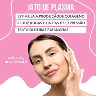 O tratamento com jato de plasma é perfeito para quem quer uma pele perfeita e resultados na primeira sessão, já marcou o seu horário com a gente. #jatodeplasma #AhazouBeauty #tratamento #esteticafacial #beleza