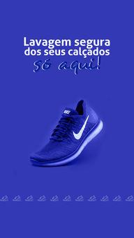 Aqui seus calçados chegam sujos e saem limpinhos! Isso sem danificar. Somos especialista em higienização de calçados. Traga os seus e desfrute de calçados limpinhos e cheirosos. #AhazouServiços #calcados #lavagem #lavanderia #tenis