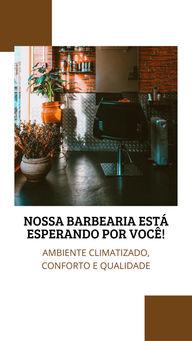 Ambiente climatizado, com muito conforto e profissionais qualificados. Venha nos fazer uma visita! #AhazouBeauty #barba  #barbearia  #barbeiro  #barbeiromoderno  #barbeirosbrasil  #barber  #barberLife  #barberShop  #barbershop  #brasilbarbers  #cuidadoscomabarba