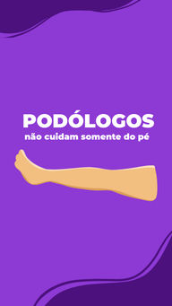 O pé não é uma região isolada! O pé está ligado ao tornozelo, que está ligado ao joelho. O podólogo tem que analisar toda parte inferior da perna para tratar um problema no pé! #AhazouSaude  #podologiacomamor  #podolog  #saude  #podologia