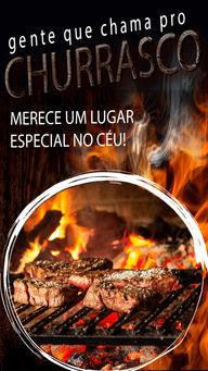 Uma das melhores poltronas do céu! Você também concorda? Garanta seu lugar e já organiza um churras aí! 🤣😆 #ahazoutaste  #churrasco #churrascoterapia #meatlover