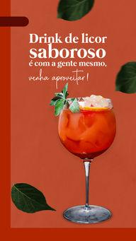 Nós sabemos como preparar um bom drink de licor, venha aproveitar com a gente. 🥃 #ahazoutaste #bar #cocktails #drinks #lounge #pub #drinklicor