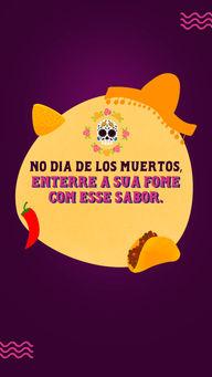 Já tá na hora de se despedir da sua fome, precisamos enterrar ela com esse sabor! O nosso nachos especial é o que você precisa para celebrar o Dia de Los Muertos do jeito certo. Vai querer? #ahazoutaste #Diadelosmuertos #cozinhamexicana #mexico #nachos