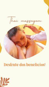 Conheça os benefícios da Thai massagem: - Relaxamento muscular; - Alívio de tensões; - Alívio de dores na região da lombar. Marque um horário e aproveite! #AhazouSaude #thaimassagem  #massoterapeuta  #massagem  #massoterapia #relax