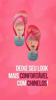 Você não precisa abrir mão do seu conforto. Conheça nossa linda coleção de chinelos! ? #chinelos #calçados #AhazouFashion  #lookdodia  #fashionista  #fashion  #moda  #OOTD  #modafeminina