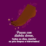 Isso vale para todo mundo, mas é especialmente importante para evitar fissuras e possíveis feridas em pés diabéticos. #AhazouSaude #podologiacomamor  #podologia  #podolog  #saude