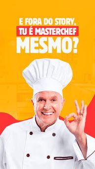 Ser masterchef no story é fácil... 😂 #ahazoutaste#gastronomy  #foodie  #gastronomia  #foodlover  #culinaria #meme