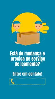 Nós garantimos um serviço rápido, prático e com qualidade! 😉 #içamento #mudança #carreto #transporte #AhazouServiços #serviços #serviçospracasa