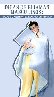 Se você é daqueles que adora ficar elegante até na hora de dormir, o pijama de seda será o seu companheiro, além de ser um ótimo tecido para a pele, porém aumenta a sensação de calor. Já os pijamas de algodão, é menos delicado e mais absorvente, sendo ótimo para altas temperaturas e pode ser lavado na máquina, ao contrário dos de seda. 👕 #AhazouFashion  #fashion #modamasculina #modaparahomens #style #modapijama #pijamamasculino