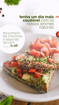Não perde tempo não, vem aproveitar essa promoção! 🤩🥪 #lanchenatural #ahazoutaste #foodlovers  #ilovefood  #instafood  #fit