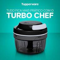 O Turbo Chef é a sugestão perfeita para quem deseja turbinar a atuação na cozinha e fazer pratos deliciosos com praticidade e agilidade. ? #ahazoutupperware #ahazourevenda