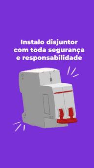 Está pensando em instalar um disjuntor e não sabe como? Entre em contato comigo e eu resolvo para você! #AhazouServiços  #manutençao #serviços #maridodealuguel