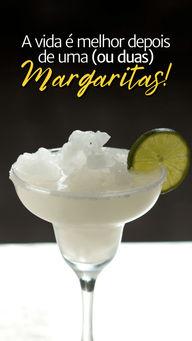 Quantas margaritas é você quem manda, chefia! 😎 #margarita #drinks #ahazoutaste  #cocktails  #bar