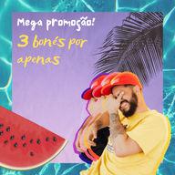 Uma promoção IMPERDÍVEL! Garanta já os seus bonés! #bone #promocional #modamasculina #ahazoufashion #acessorios #estilo #fashion #menswear