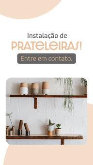 Suas prateleiras precisam ser instaladas? Eu realizo a instalação! Tenha a certeza de prateleiras instaladas corretamente e o mais importante, alinhadas! #AhazouServiços #serviços  #manutençao  #maridodealuguel #prateleira #instalacao